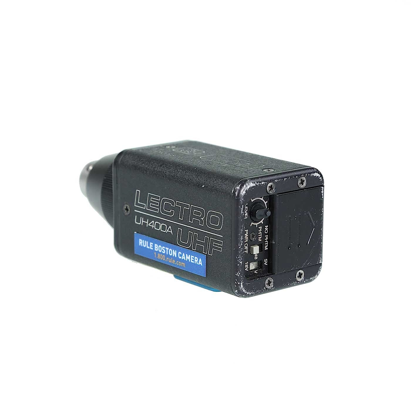 Lectrosonics UH 400A Wireless Cube Transmitter