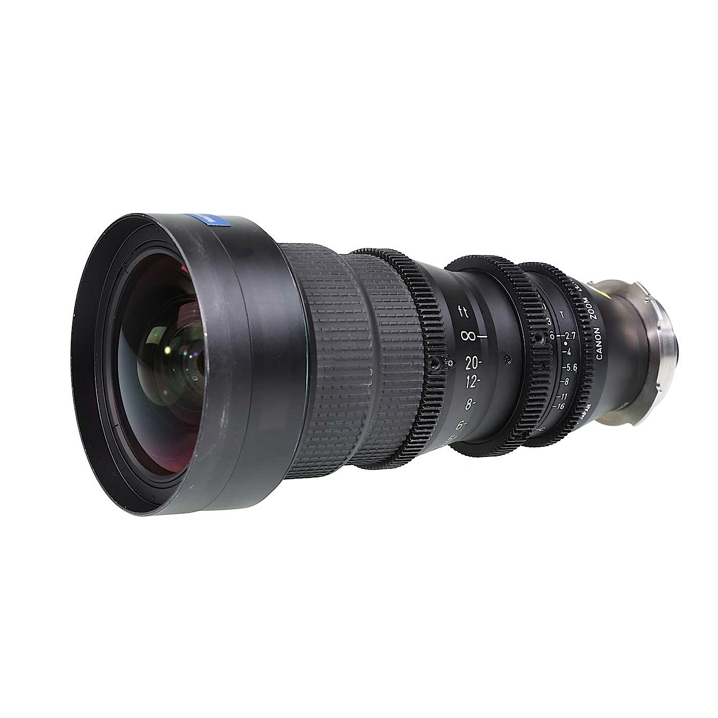 Canon 6.6-66mm Super16 Zoom Lens