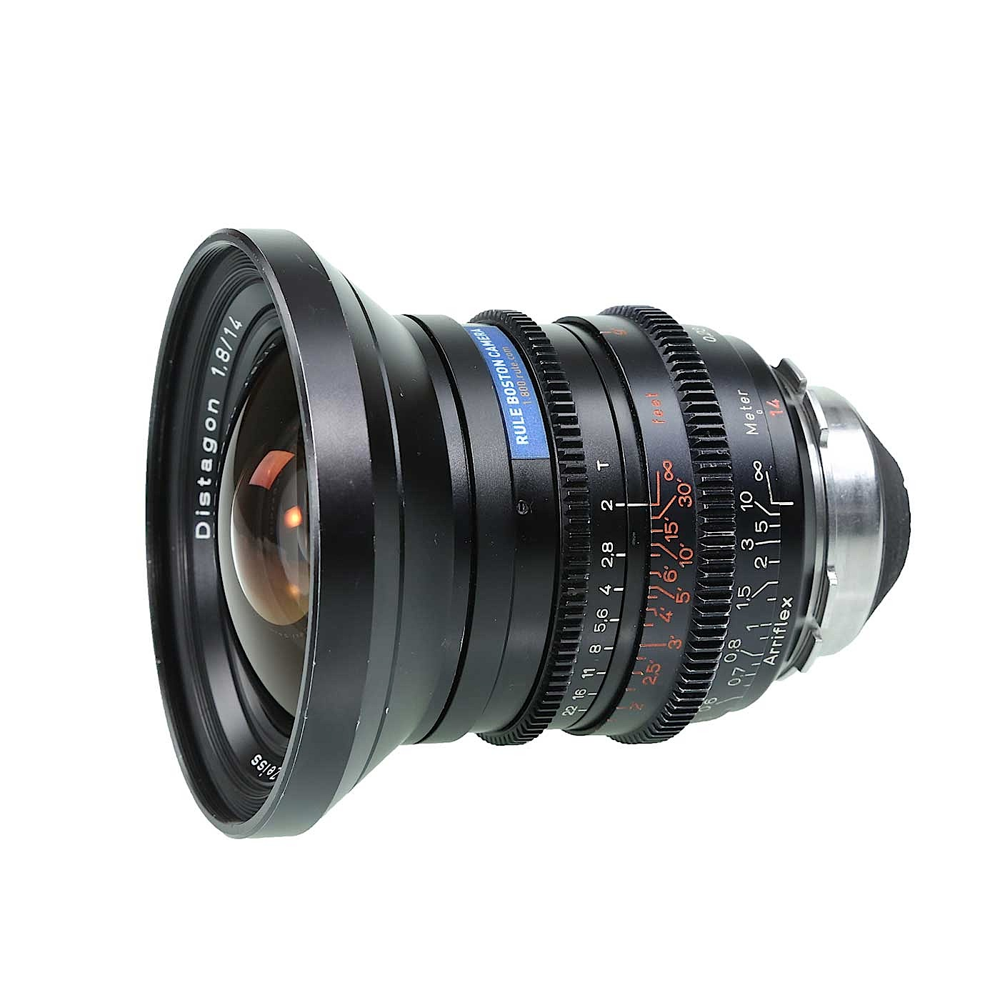 Zeiss 14mm Prime Lens