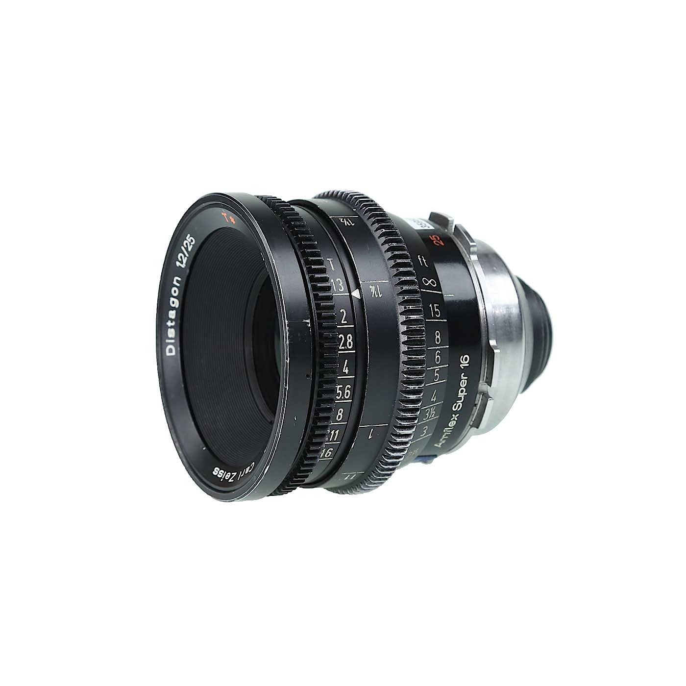 Zeiss 25mm PL Prime Lens