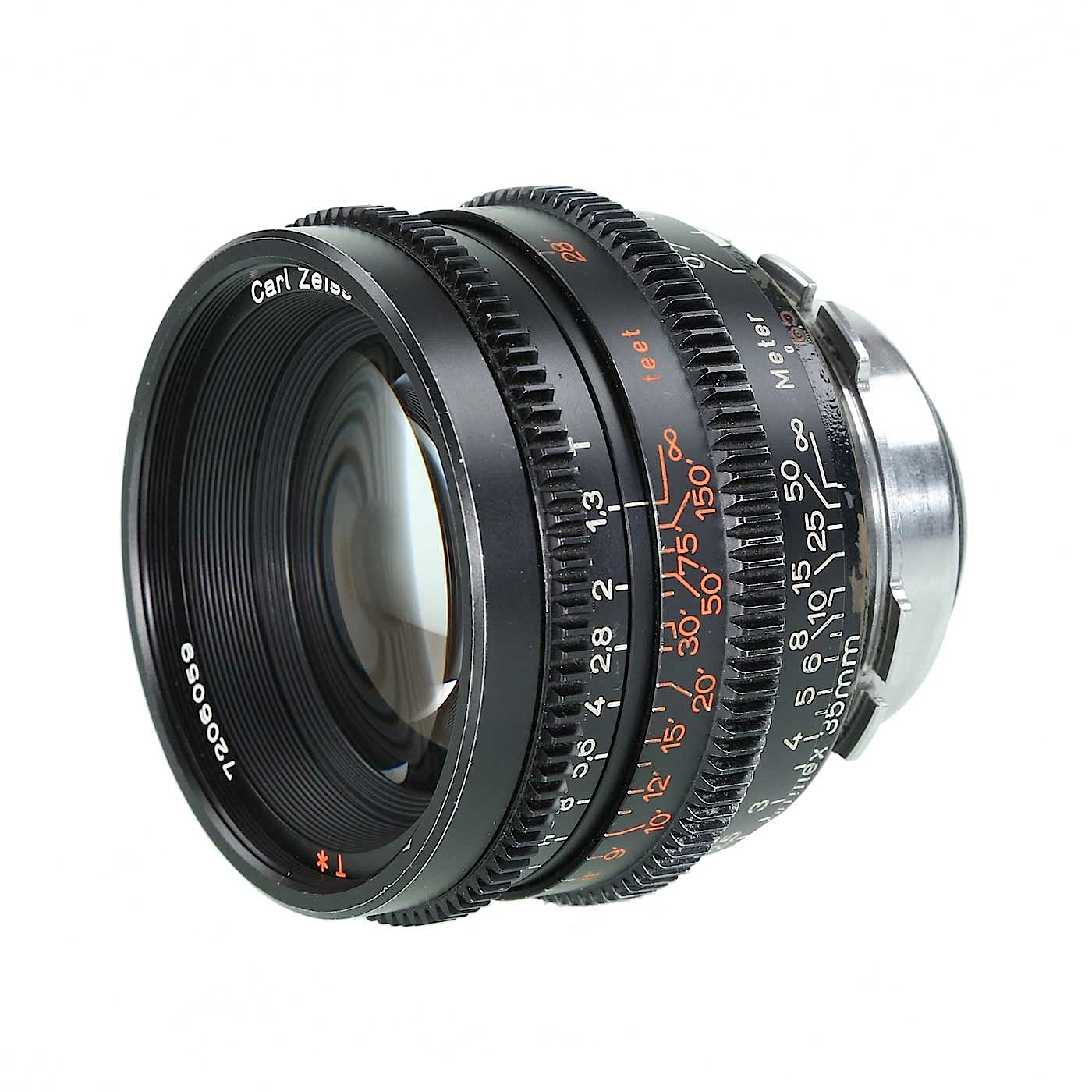 Zeiss 65mm T1.3 (Superspeed) Prime Lens
