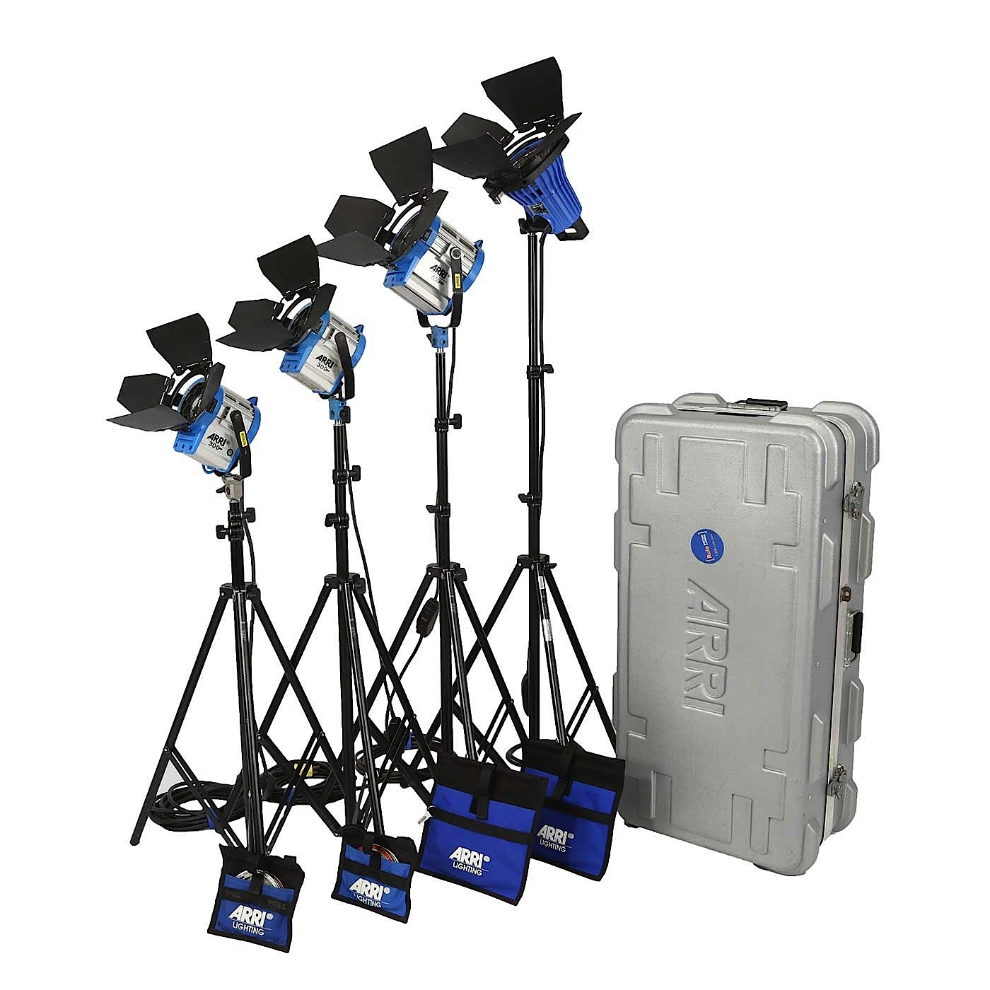 "ARRI ""Regular"" Kit (2 x 650W"