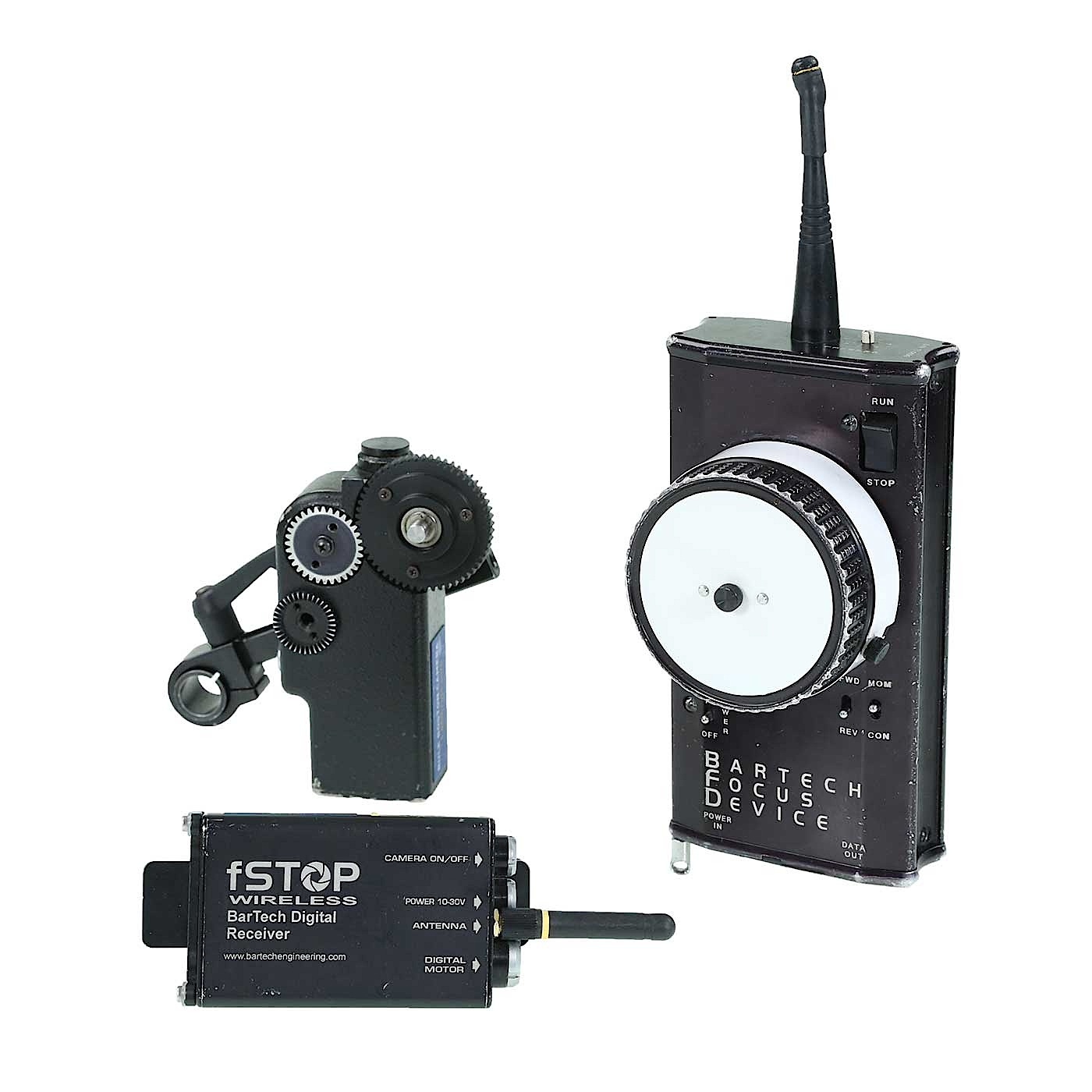 Bartech Digital Wireless Follow Focus System