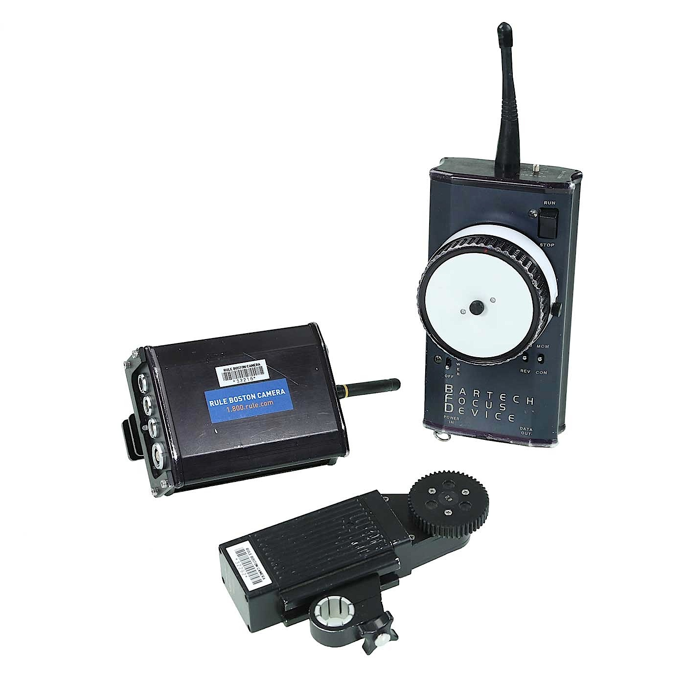 Bartech Analog Wireless Follow Focus System