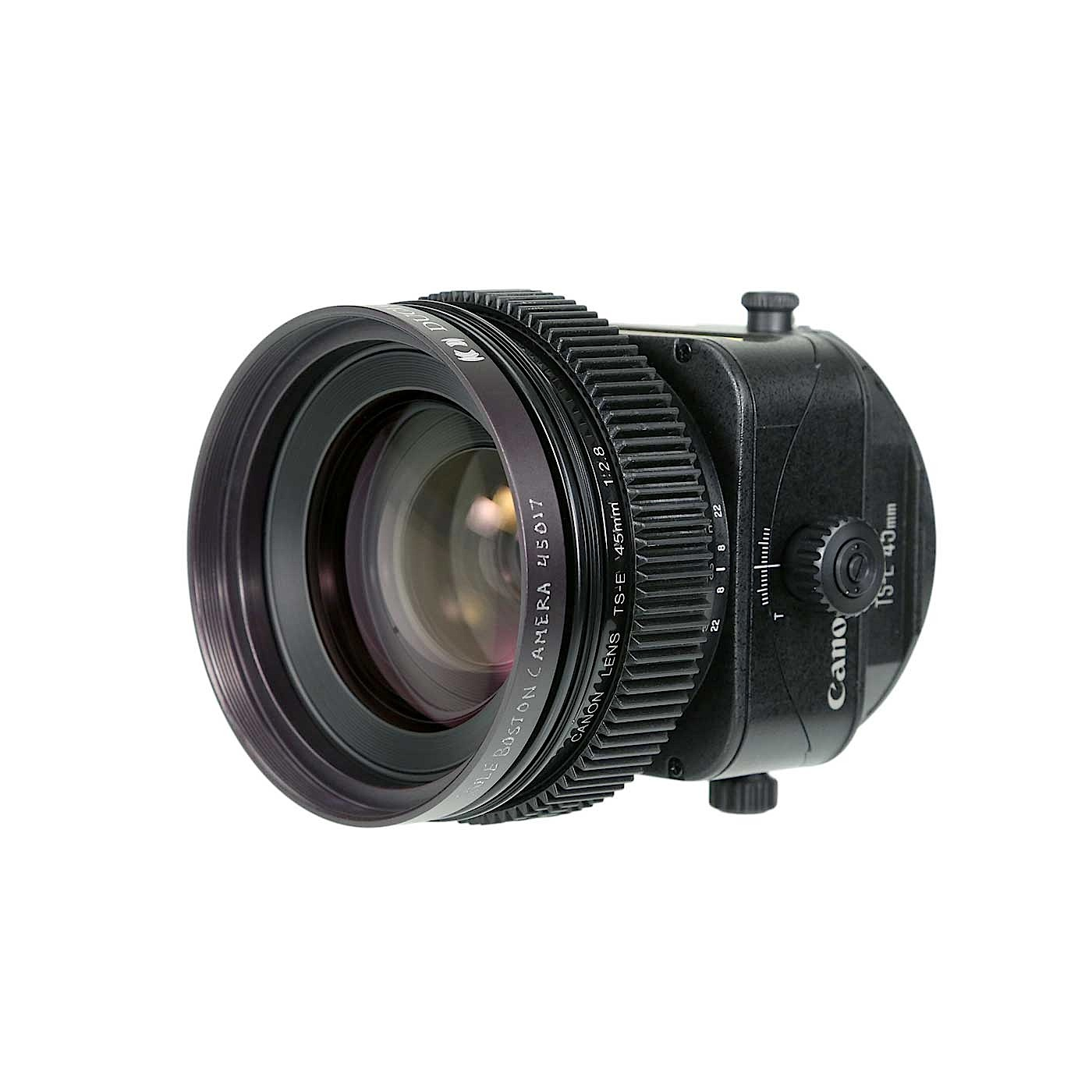 Canon EF 45mm Tilt Shift Prime Lens