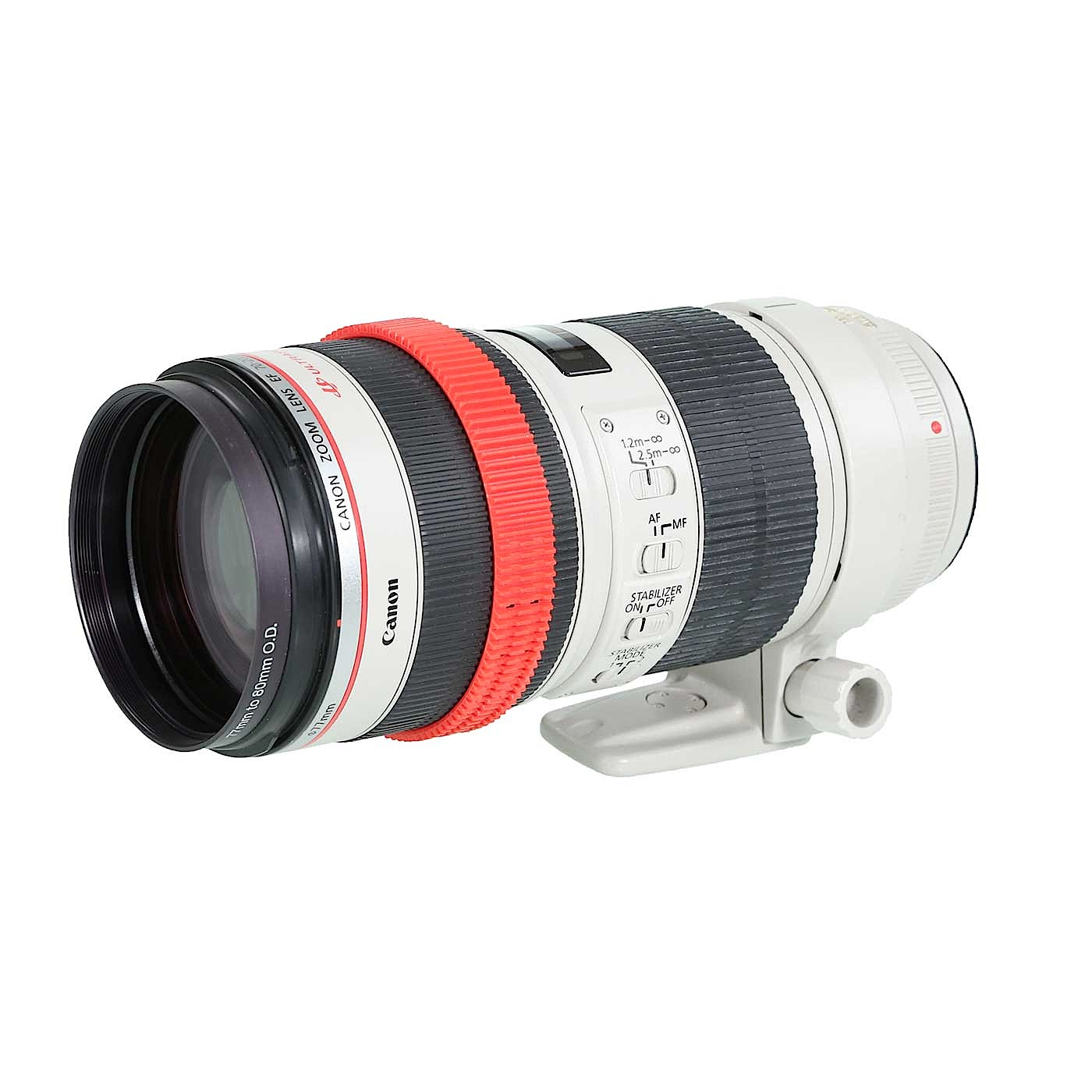 Canon EF 70-200mm IS II Still Photo Zoom Lens
