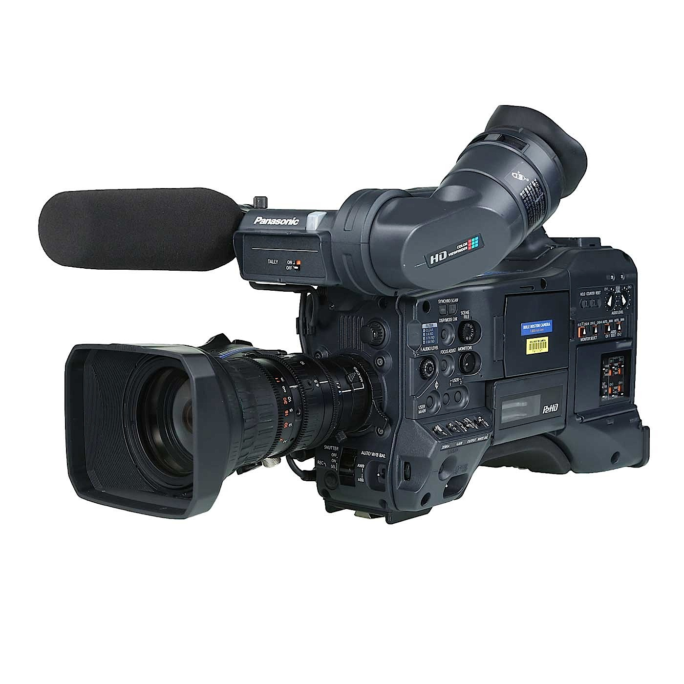 Panasonic AG HPX370 P2 Camcorder