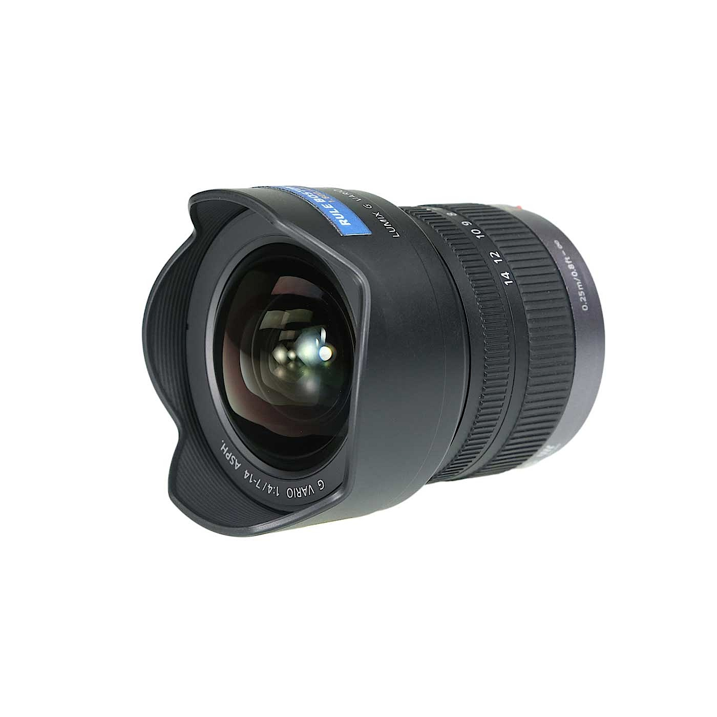 Panasonic 7-14mm f4.0 Lumix Zoom Lens