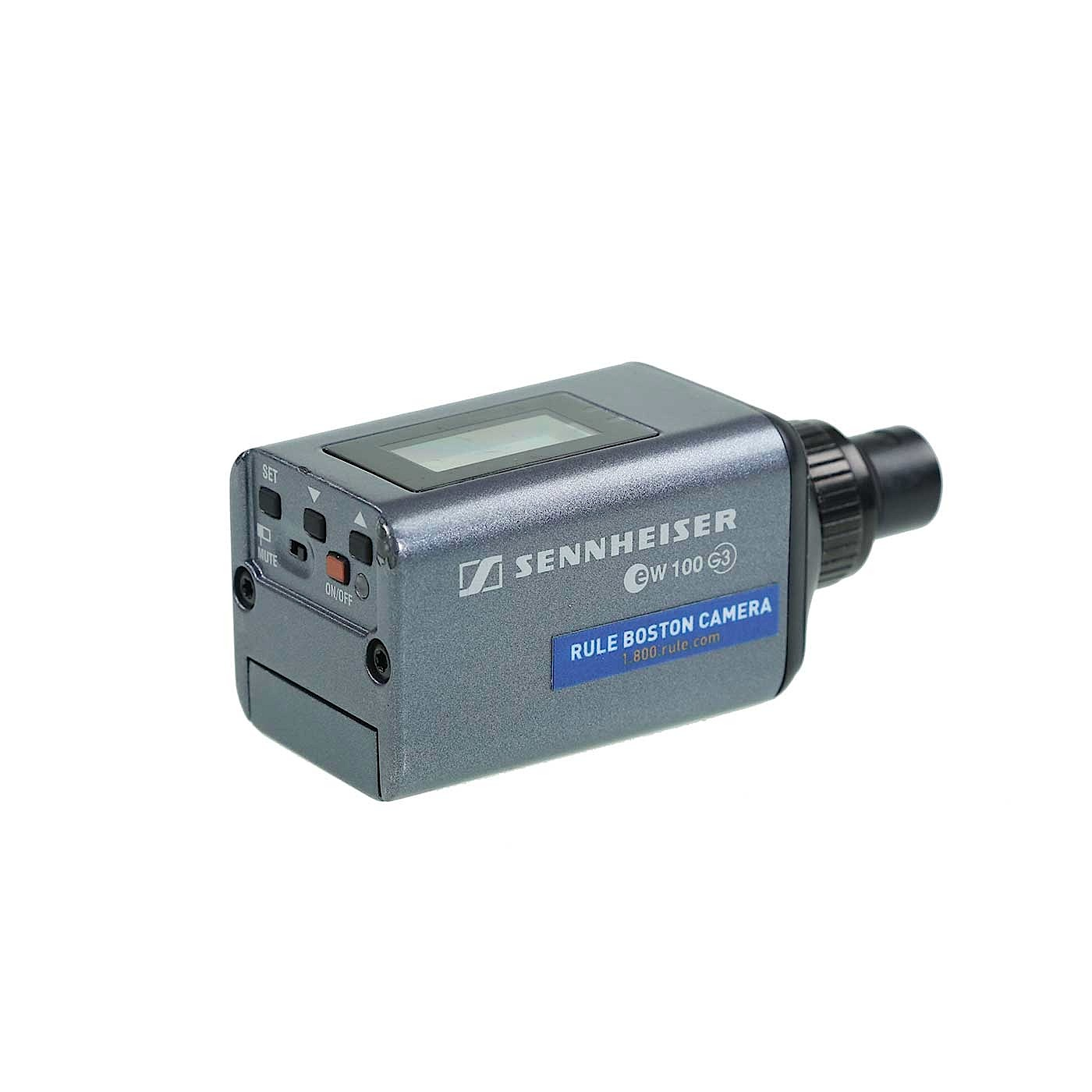 Sennheiser SKP100 G3 Wireless Plug On Transmitter