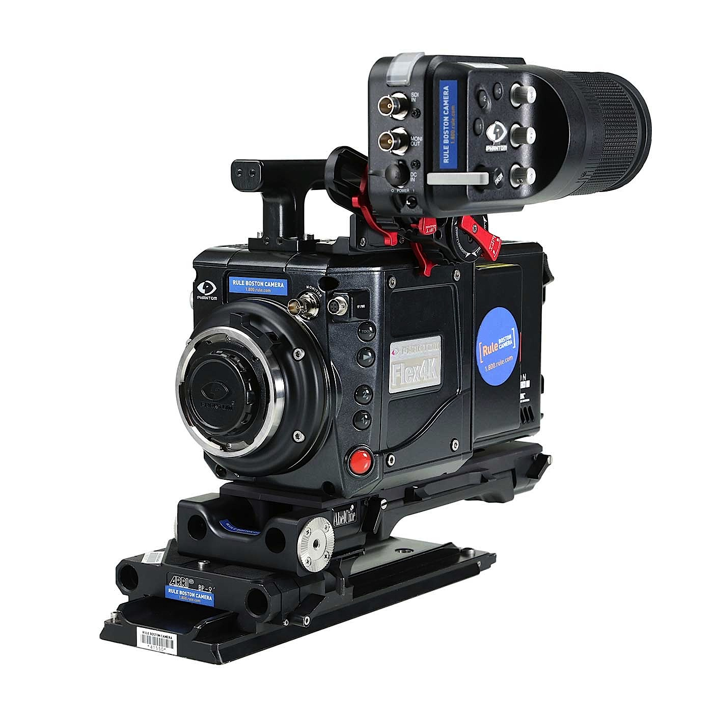 Phantom Flex 4K High Speed Digital Cinema Camera