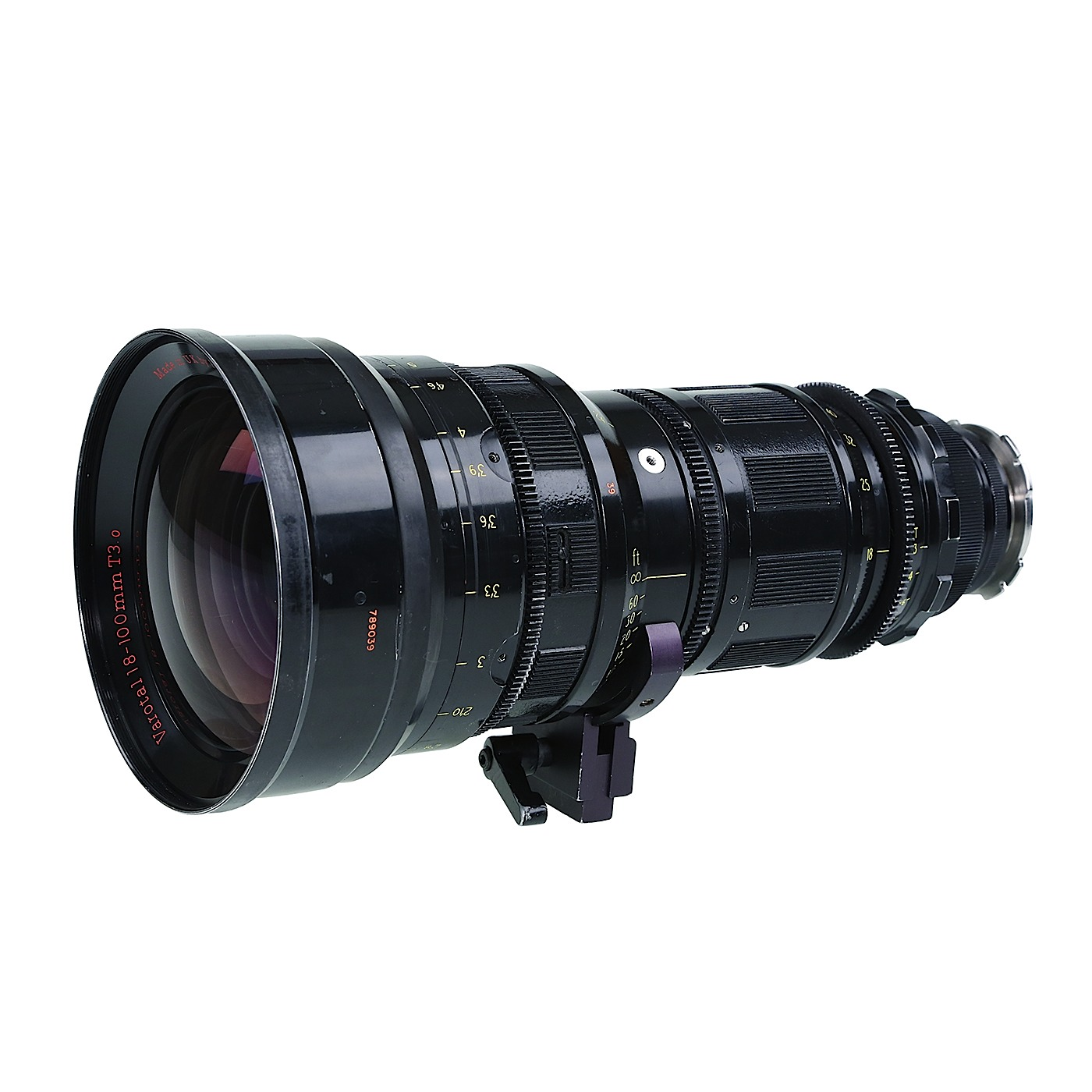 Cooke 18-100mm PL Zoom Lens