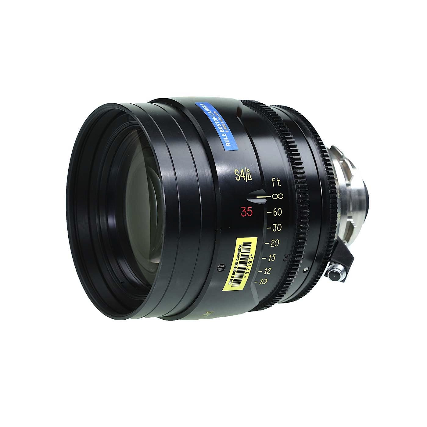Cooke 35mm S4 PL Prime Lens
