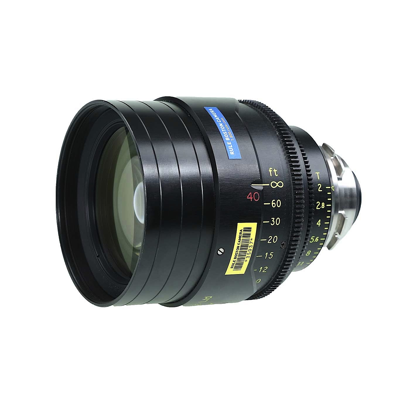 Cooke 40mm S4 PL Prime Lens