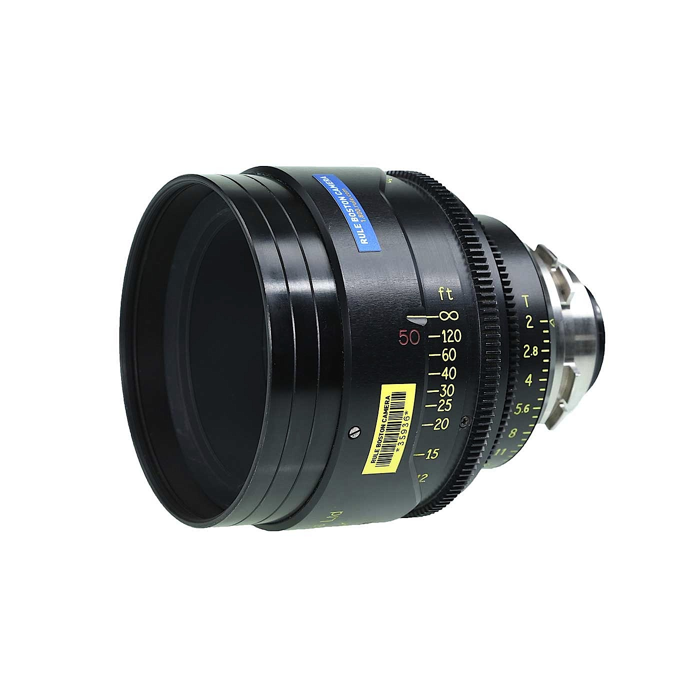 Cooke 50mm S4 PL Prime Lens