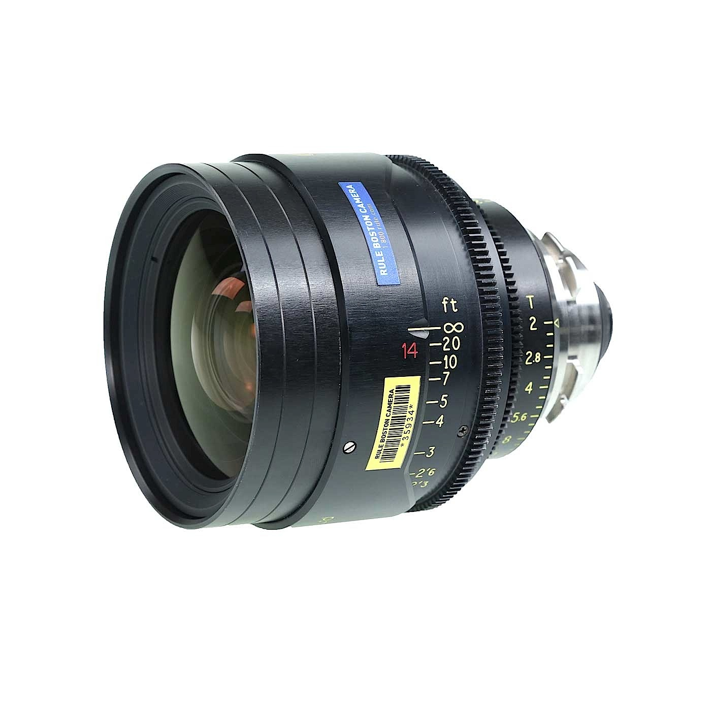 Cooke 14mm S4 PL Prime Lens