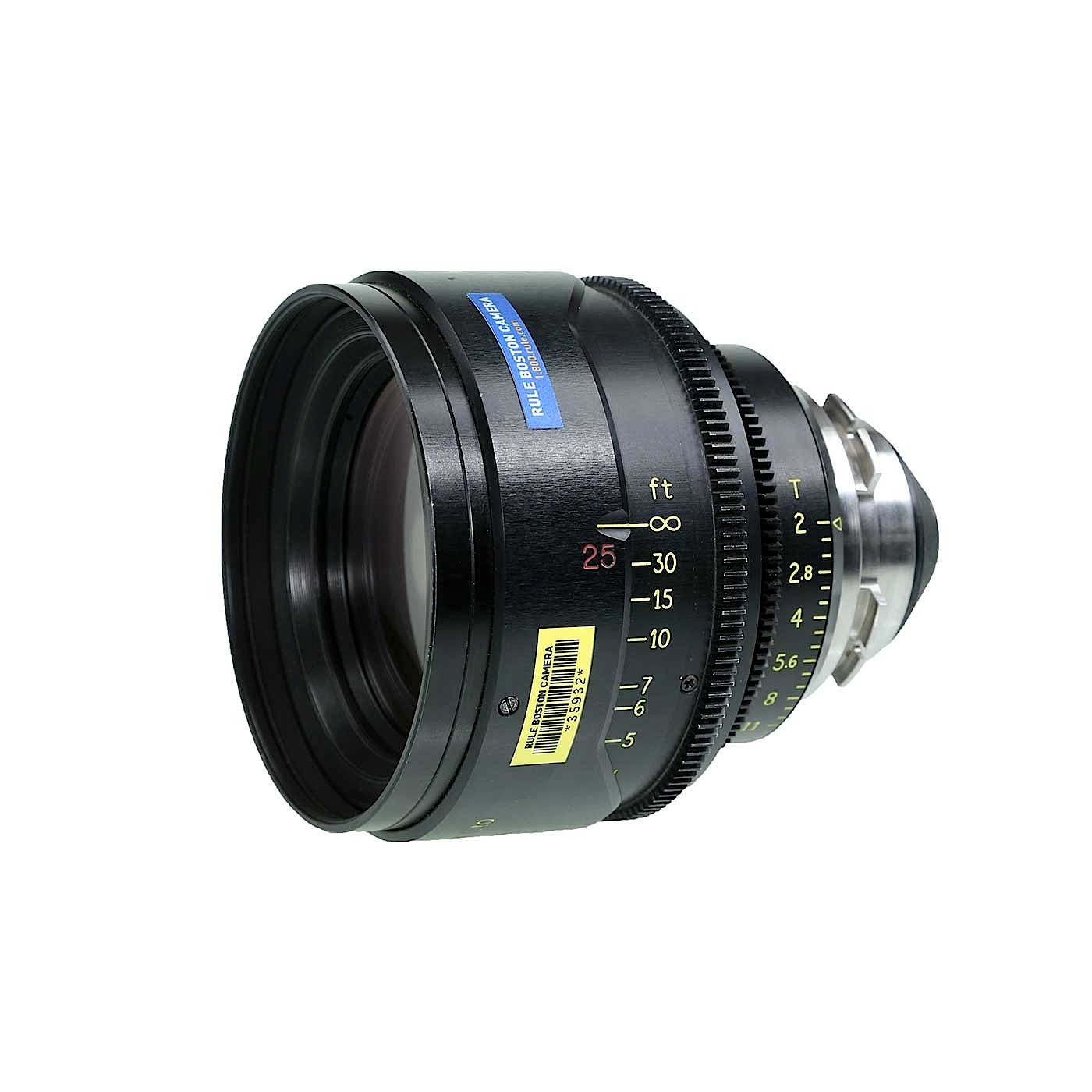 Cooke 25mm S4 PL Prime Lens