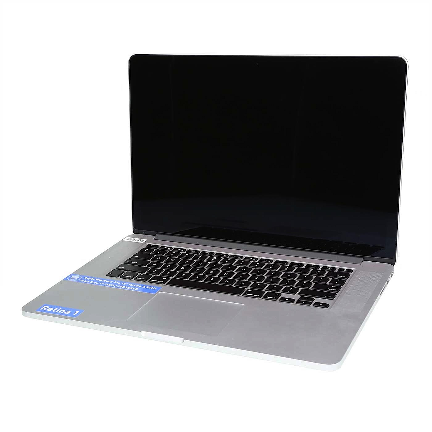 Apple Macbook Pro 15in Retina Laptop