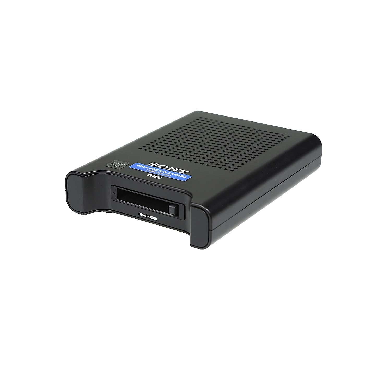 Sony SBAC US30 SxS USB 3.0 Memory Card Reader