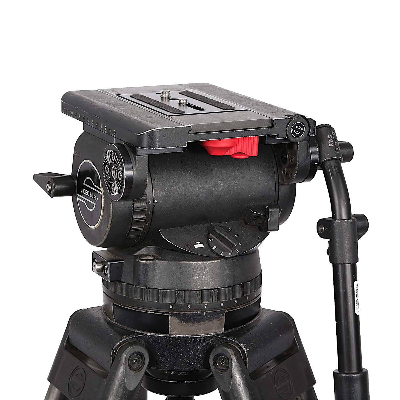 Sachtler Video 60 Plus Tripod Head