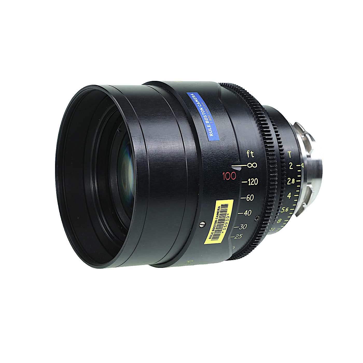 Cooke 100mm S4 PL Prime Lens