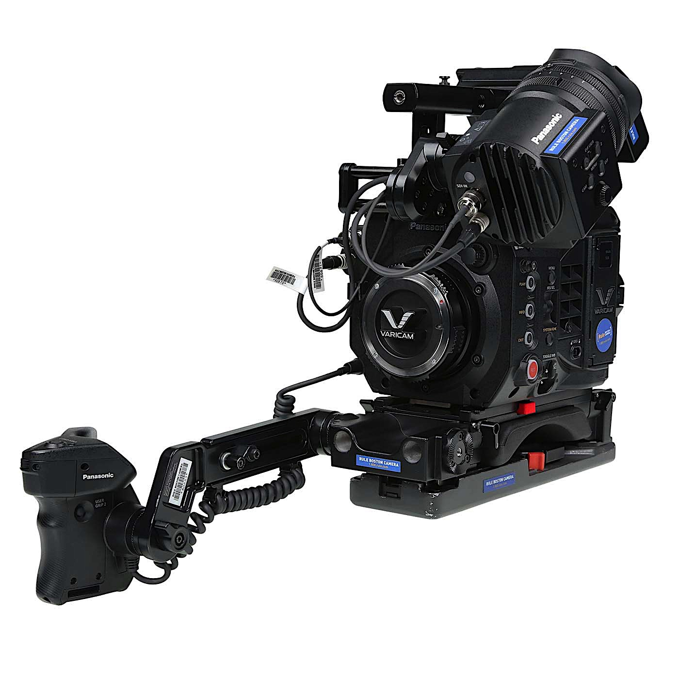Panasonic VariCam LT 4K Super 35mm Camera