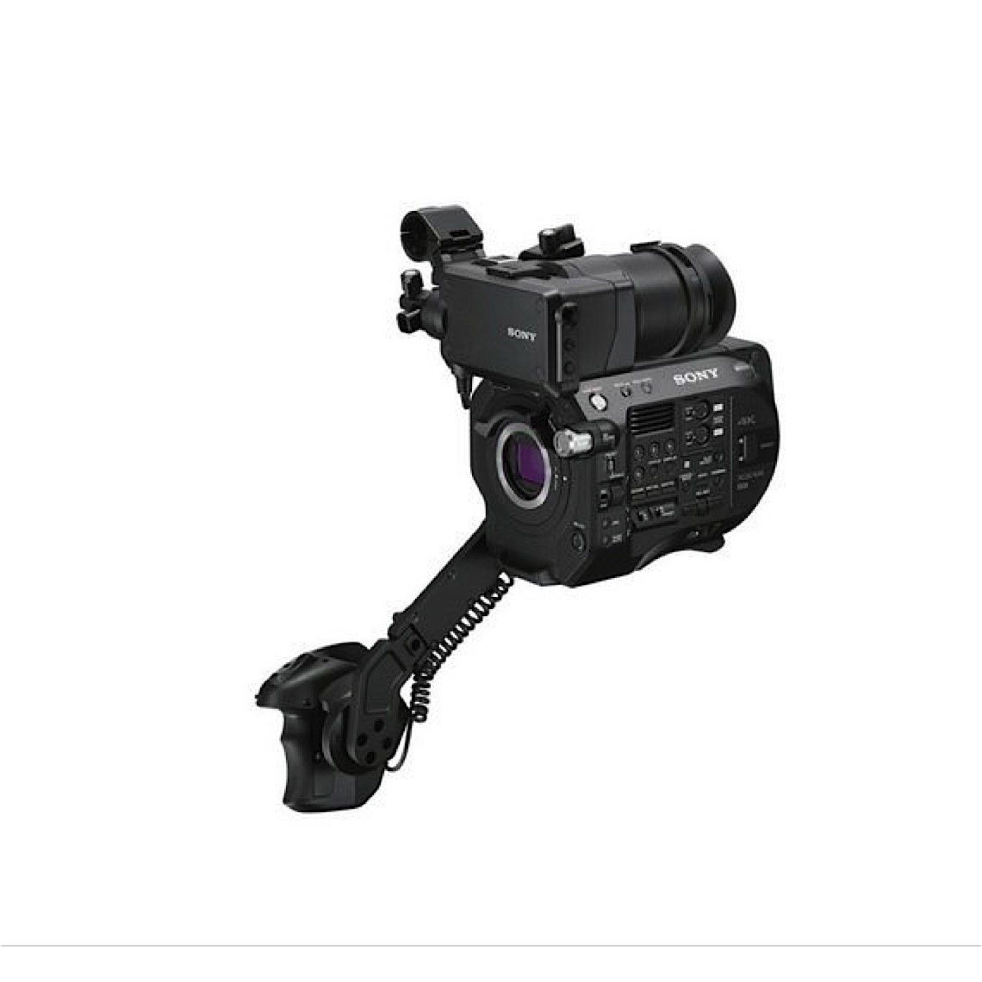 Sony PXW FS7 II XDCAM Super 35 Camera