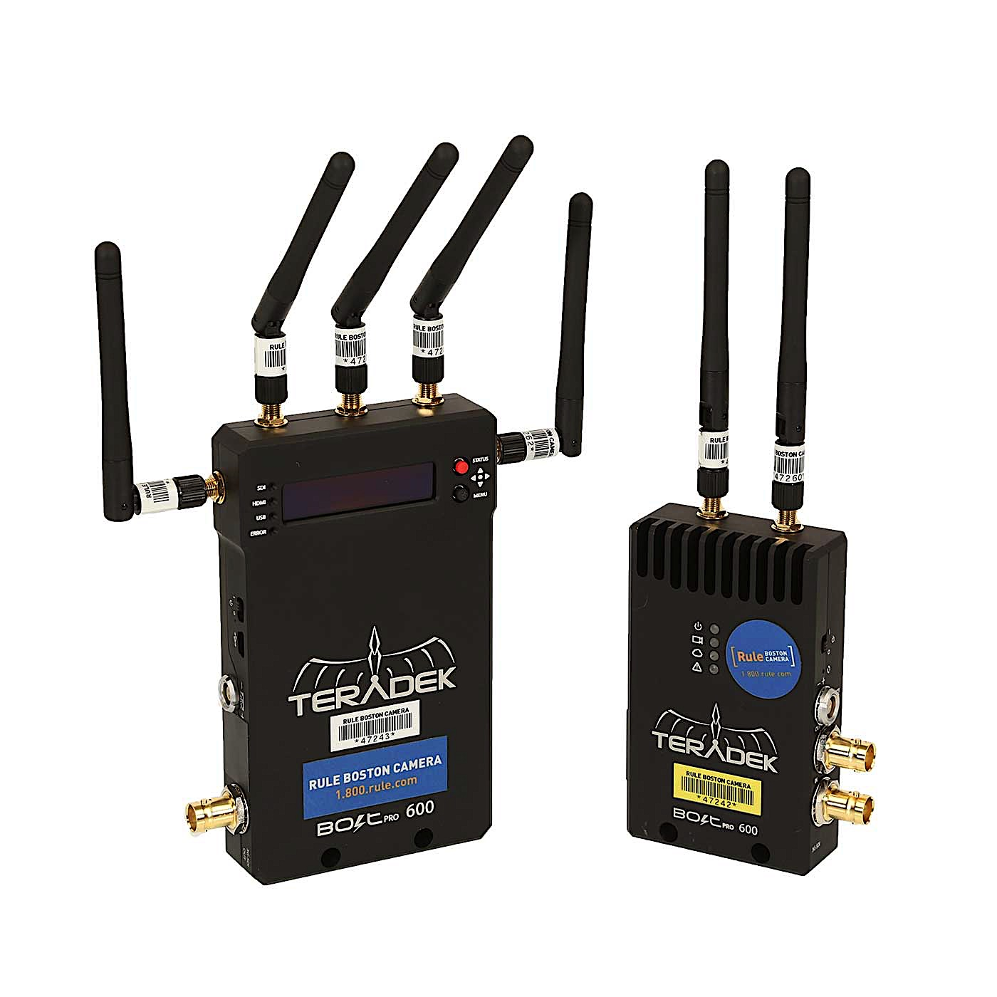Teradek Bolt Pro 600 HD SDI Video Transmitter