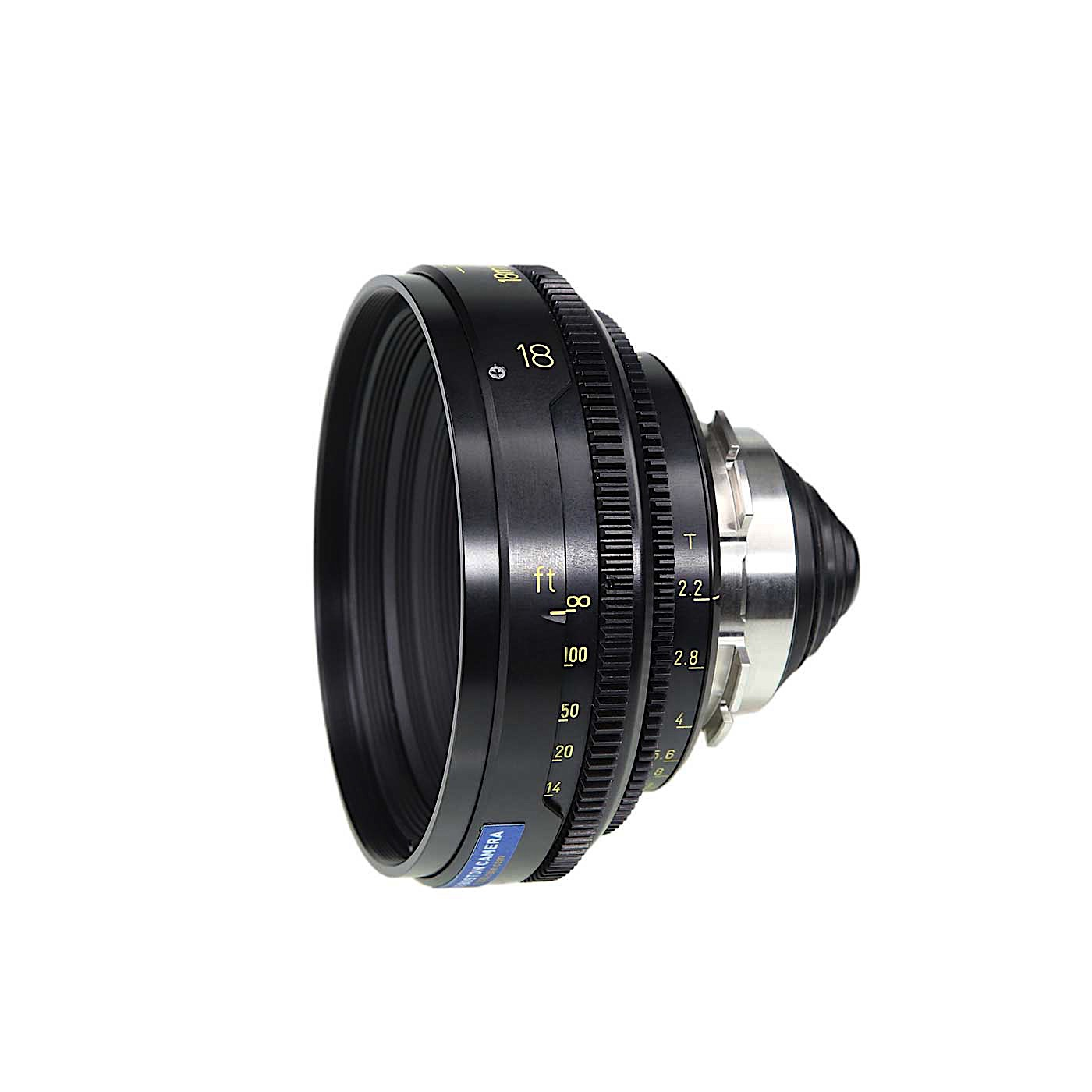 TLS Cooke 18mm Speed Panchro Prime Lens