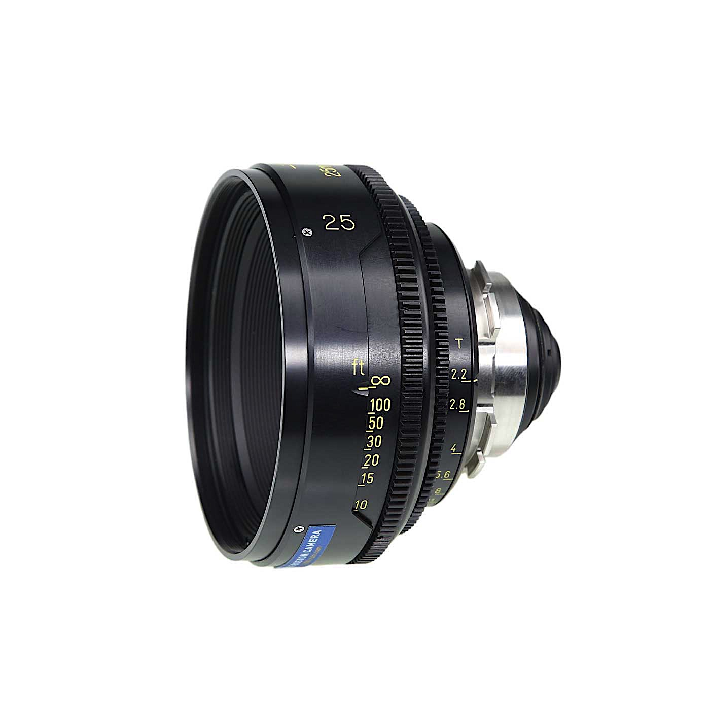 TLS Cooke 25mm Speed Panchro Prime Lens