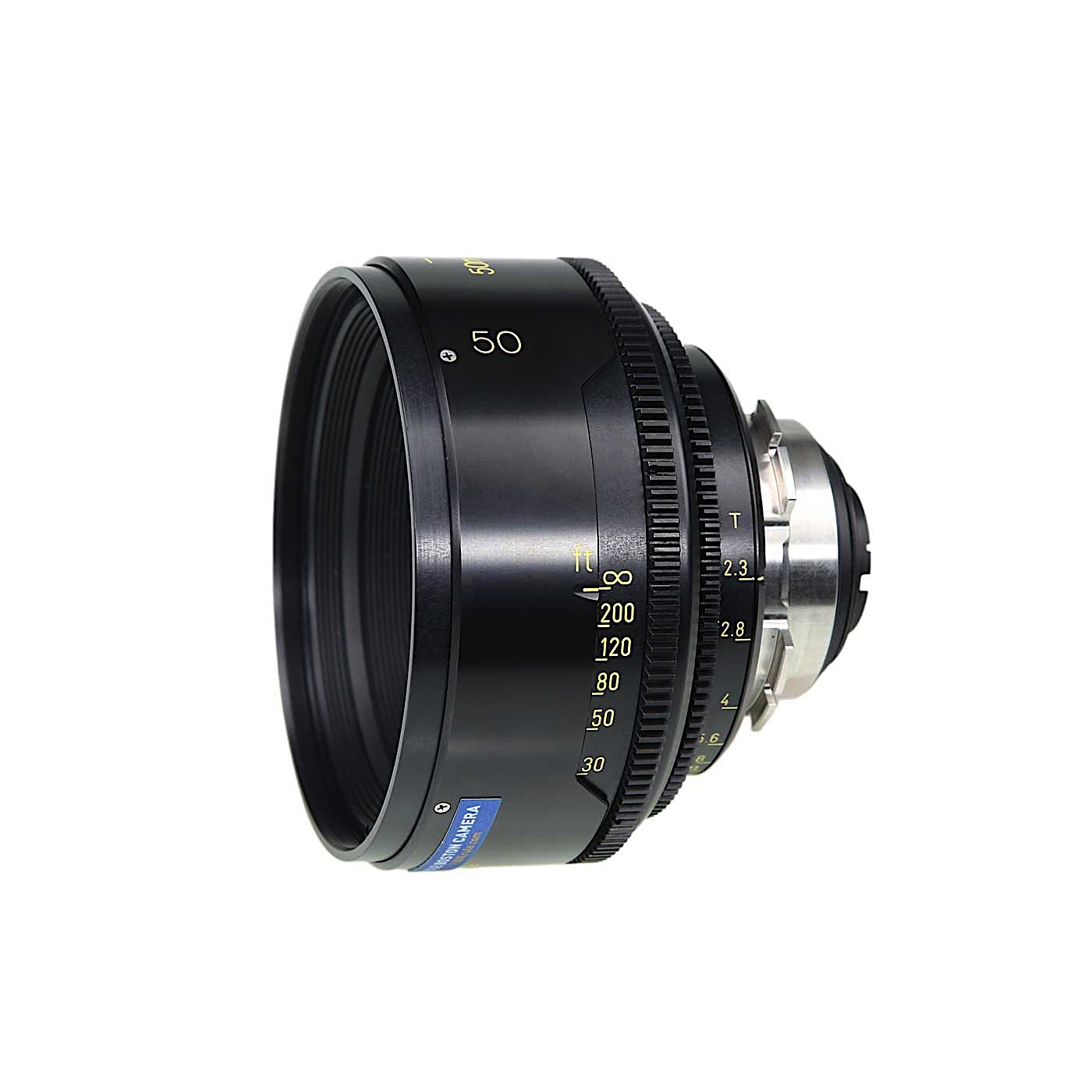 TLS Cooke 50mm Speed Panchro Prime Lens