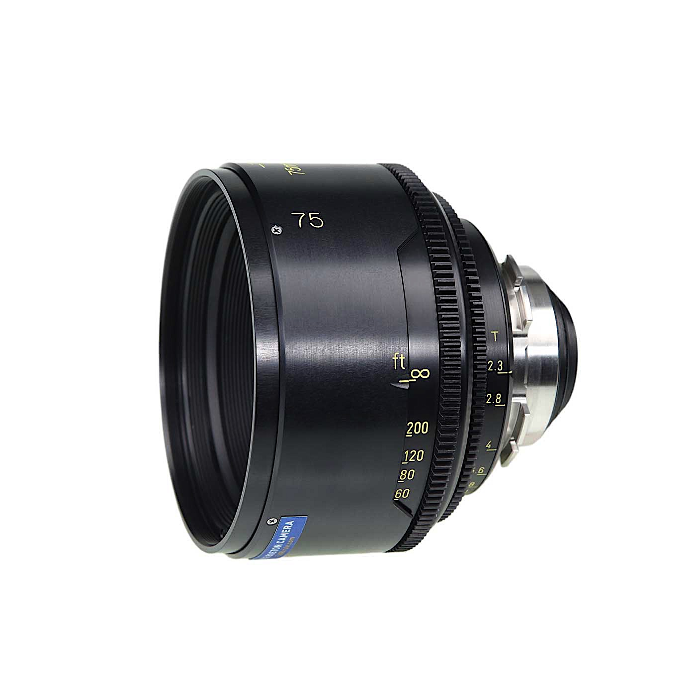 TLS Cooke 75mm Speed Panchro Prime Lens