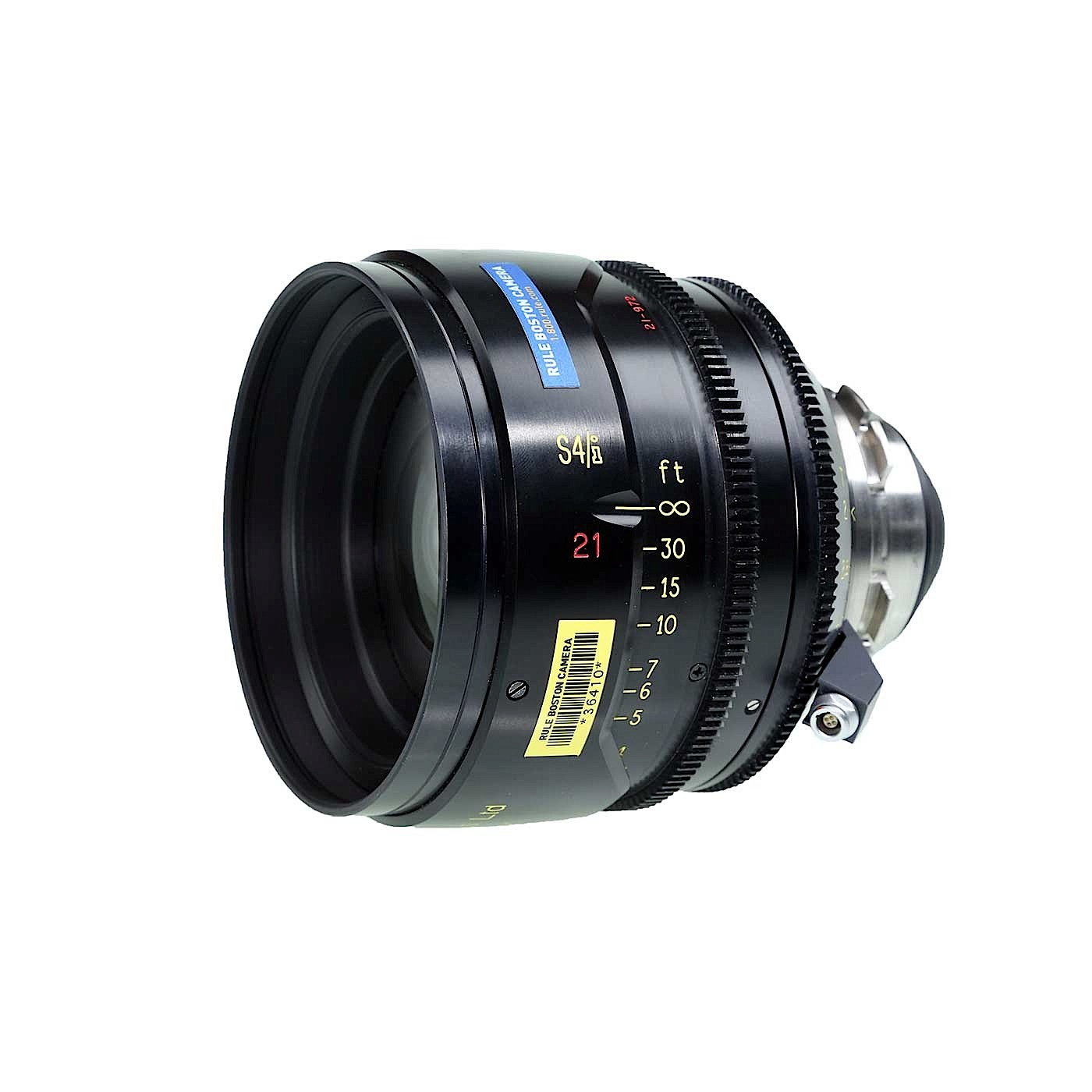 Cooke 21mm S4 PL Prime Lens