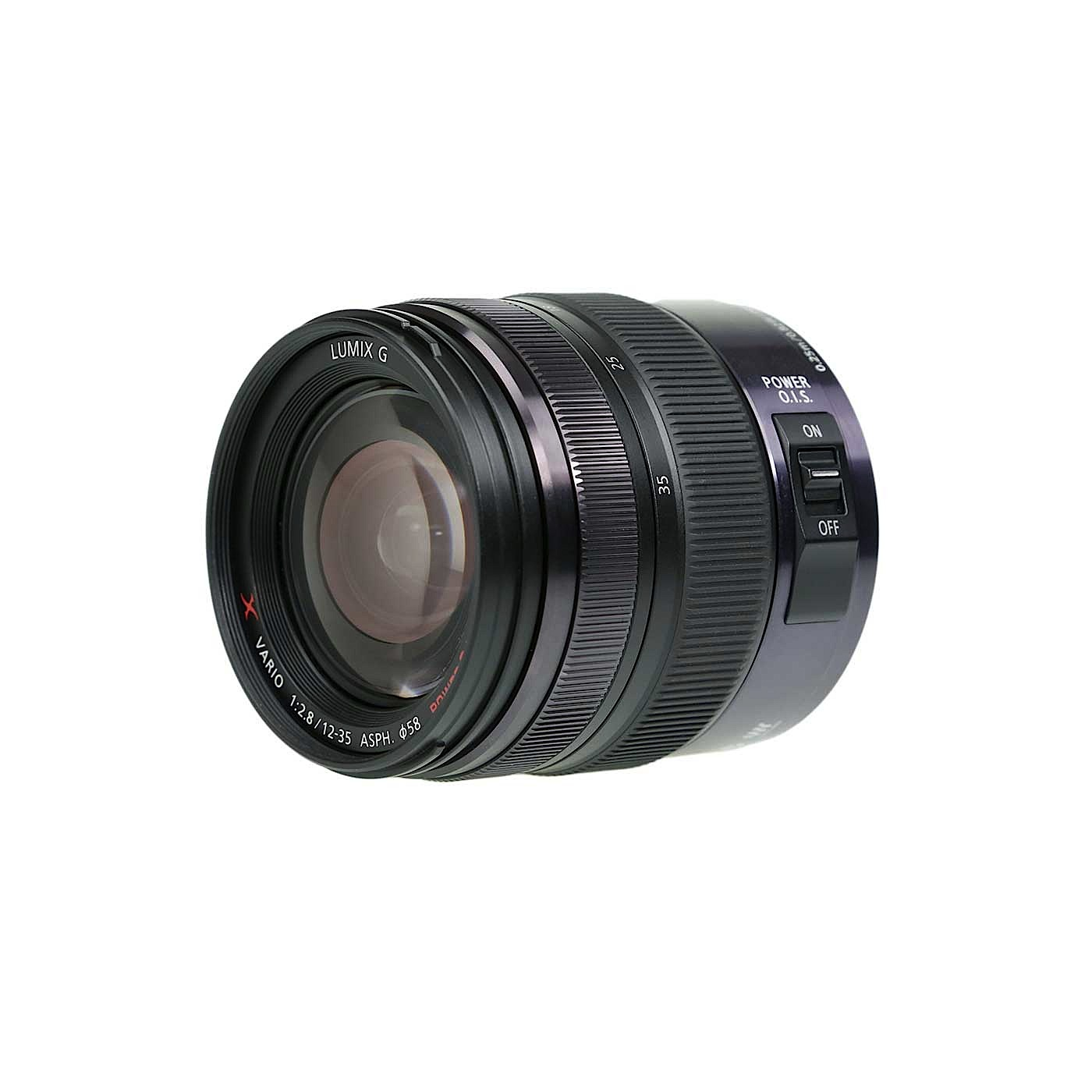 Panasonic 12-35mm f2.8 Lumix Zoom Lens