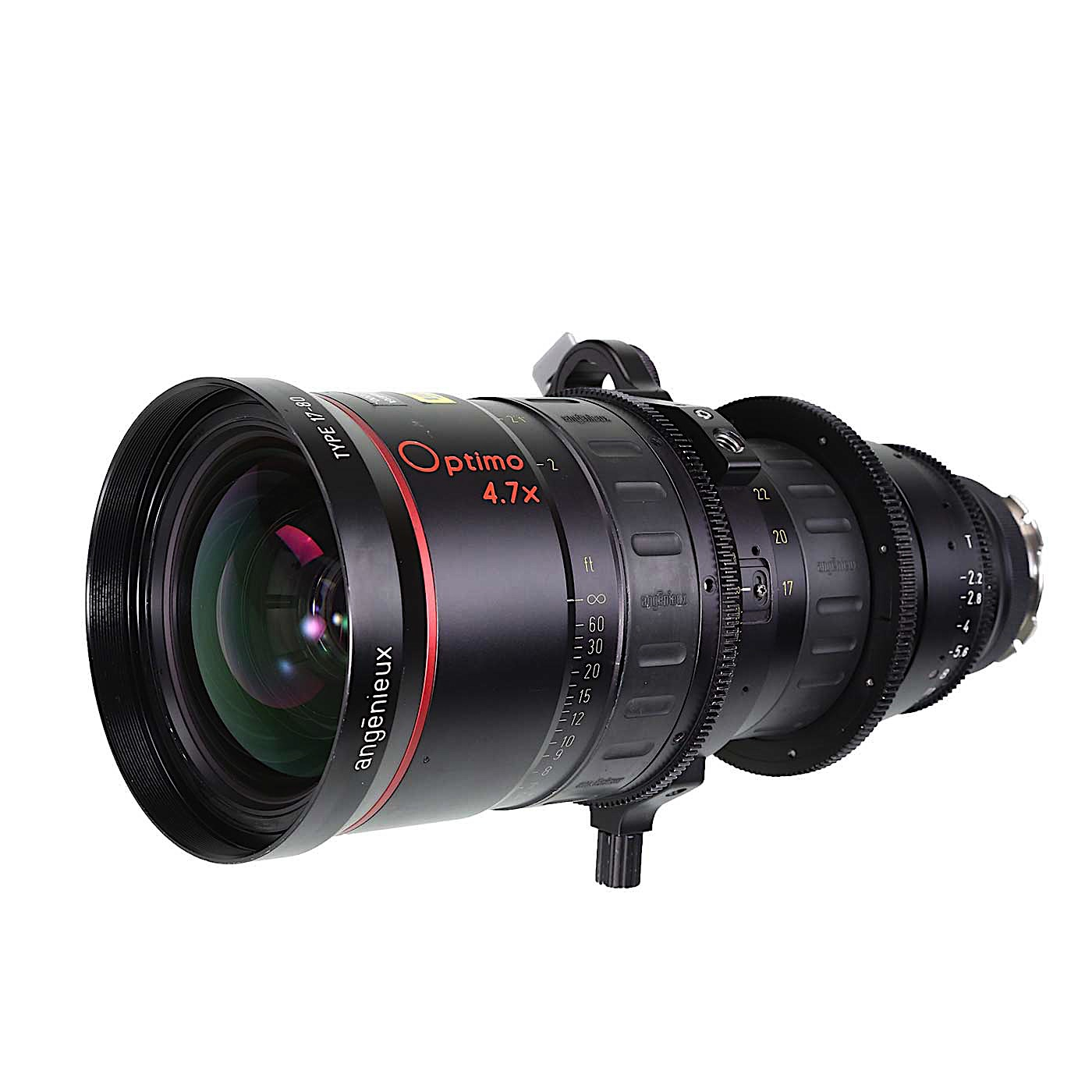 Angenieux 17-80mm Optimo Zoom Lens