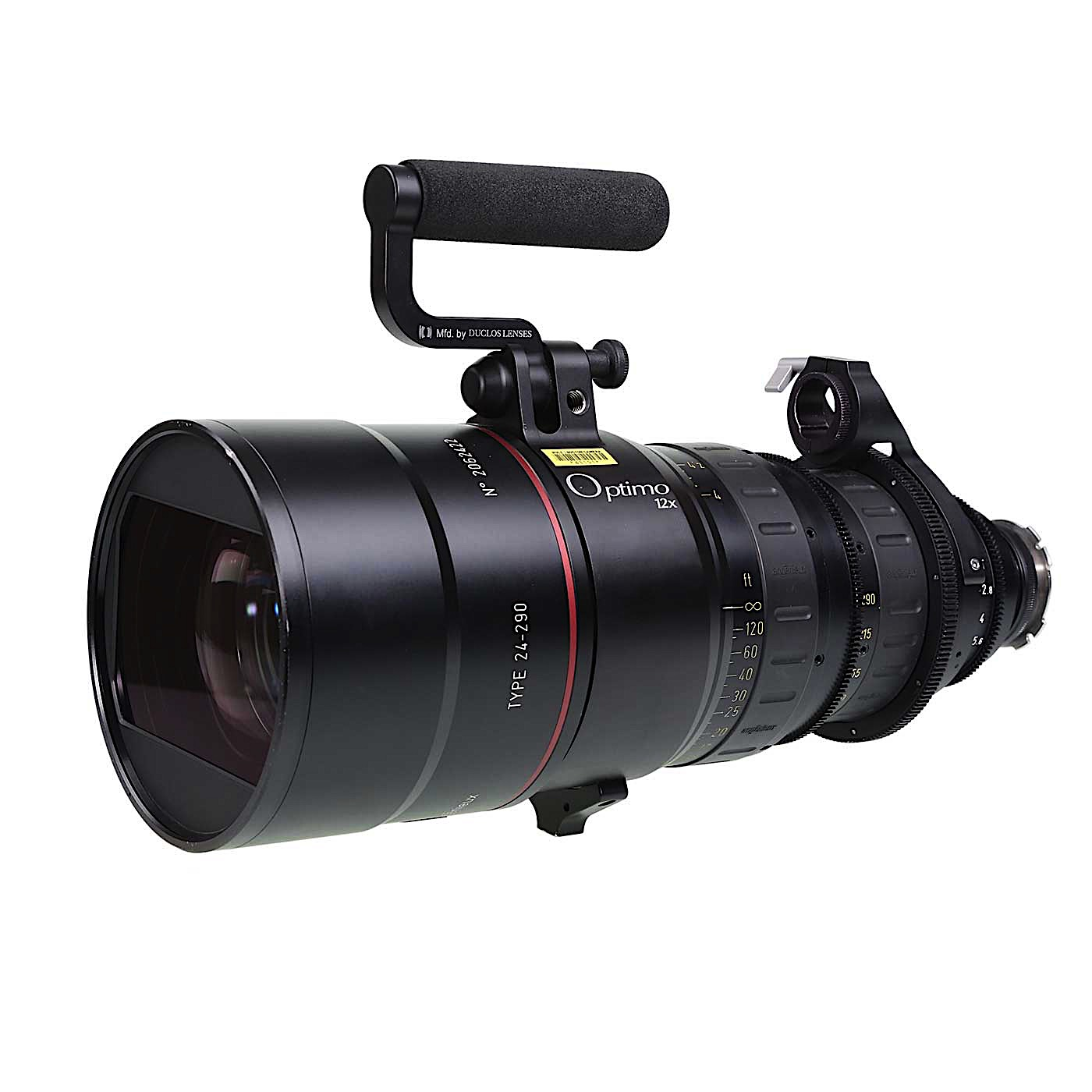 Angenieux 24-290mm Optimo Zoom Lens