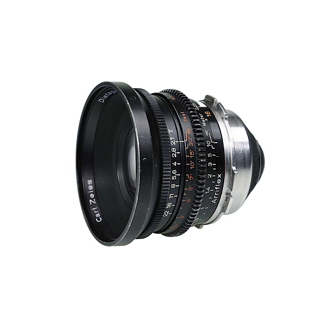 Zeiss 16mm T2.1 PL (Standard) Close Focus Prime Lens