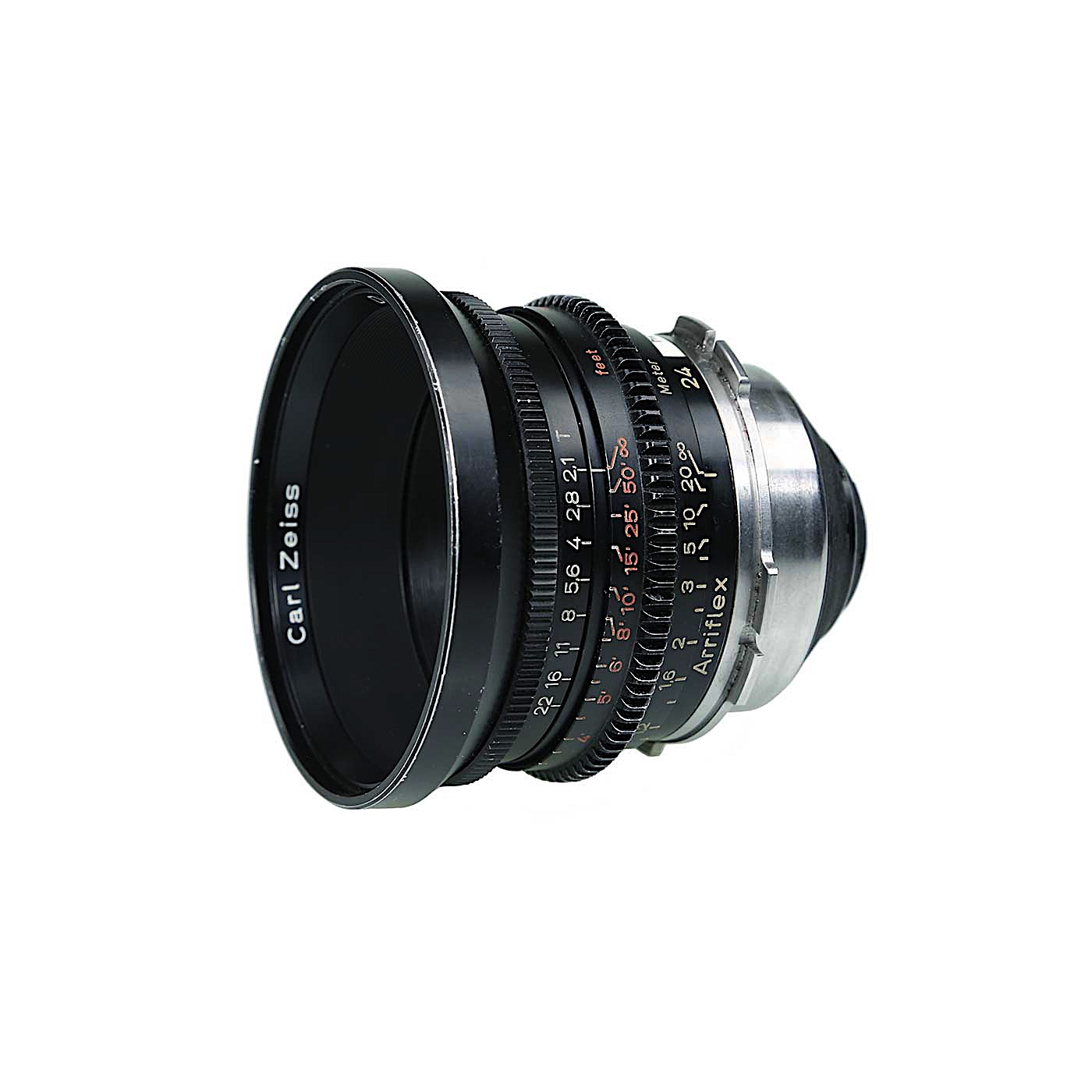 Zeiss 24mm T2.1 PL (Standard) Close Focus Prime Lens