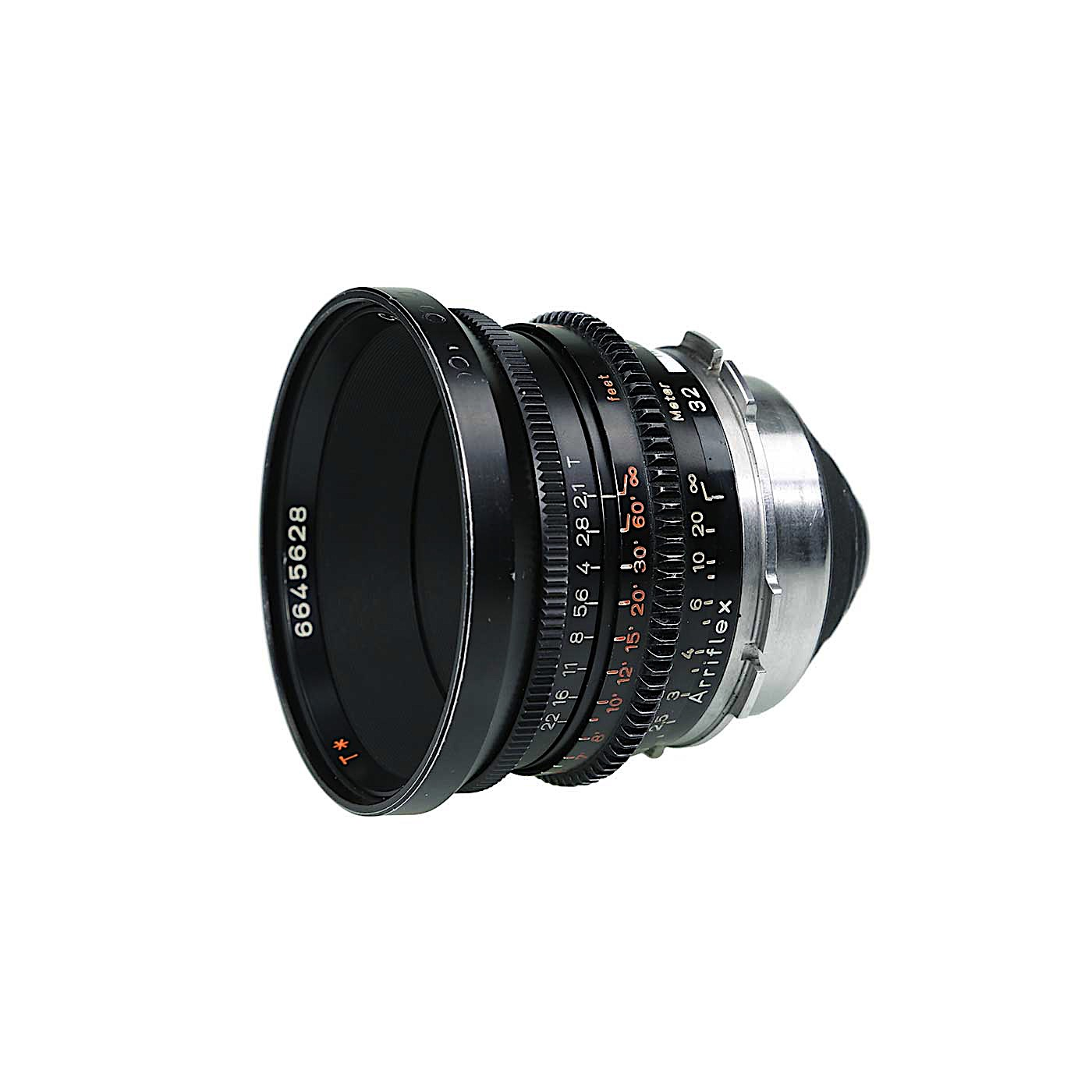Zeiss 32mm T2.1 PL (Standard) Close Focus Prime Lens